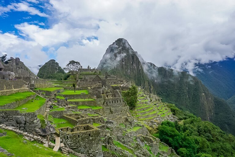Bucket List travel destinations like machu picchu in peru are a great way to plan a trip based around your dream travel aspirations