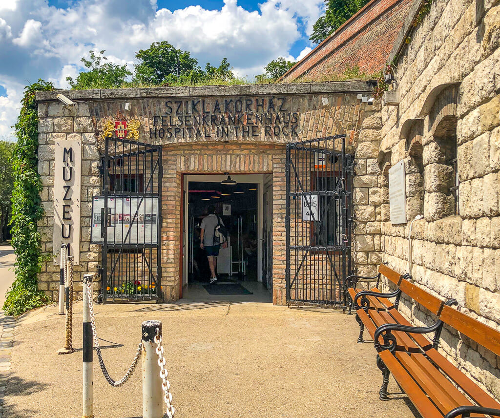 Hospital in the Rock in Budapest 4 days Itinerary