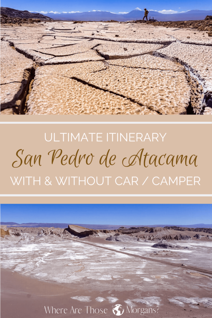 San Pedro de Atacama Itinerary Pinterest