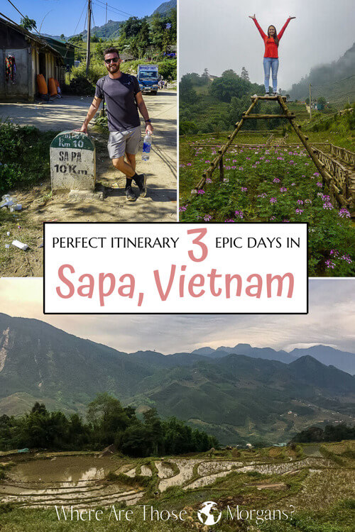 Perfect Itinerary 3 Epic Days in Sapa, Vietnam