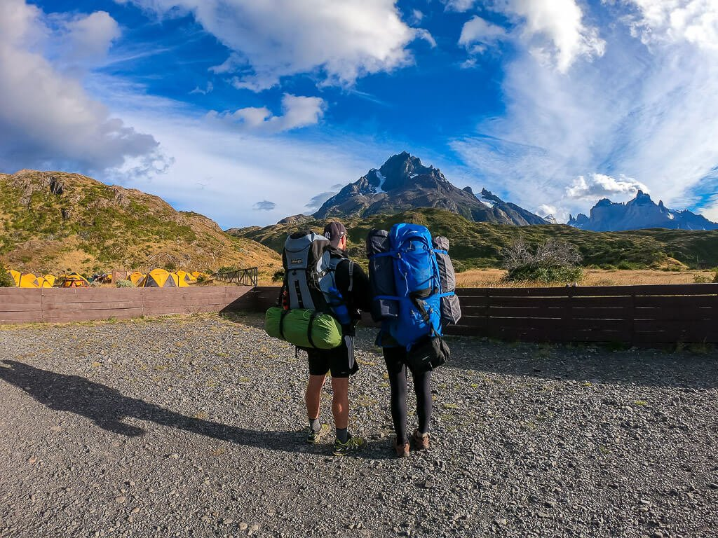 Mark and Kristen Patagonia Packing List for Long Term Travel