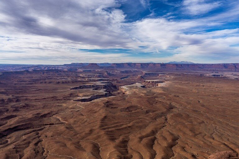 Green River Overlook one day in arches and Canyonlands national parks Utah road trip