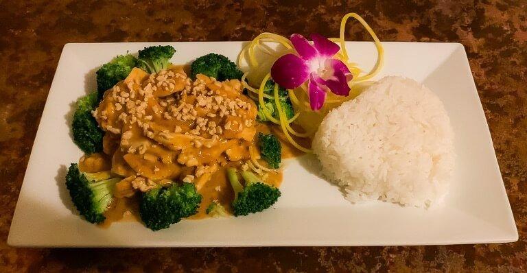 Thai Bella incredible Thai food restaurant in Moab Utah