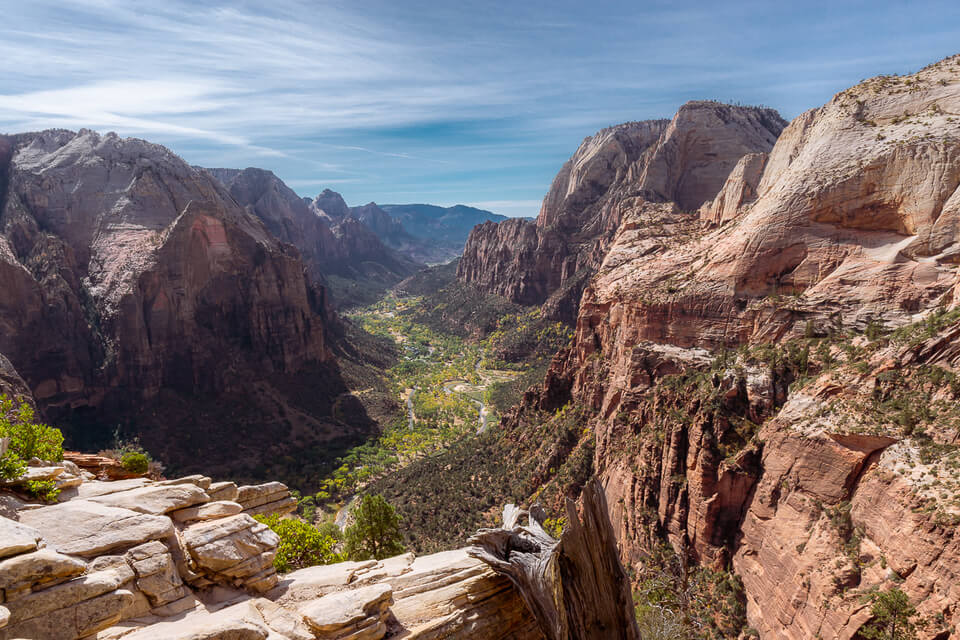 Zion to Bryce Canyon National Park 3 Days Road Trip Utah Mighty 5 Where Are Those Morgans Canyon View from Angels Landing Hike