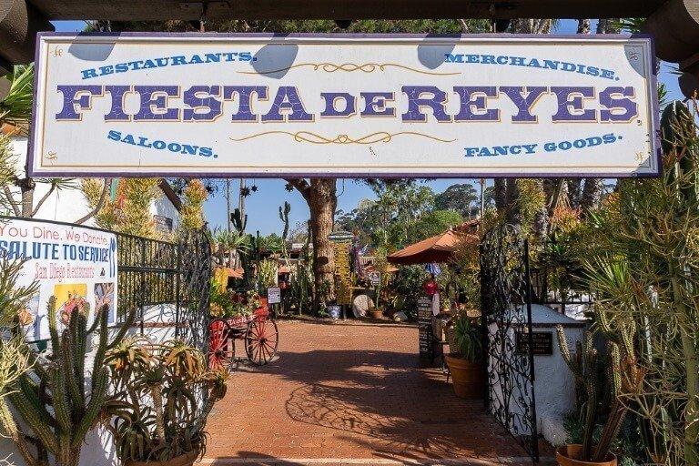 Fiesta de Reyes San Diego old town