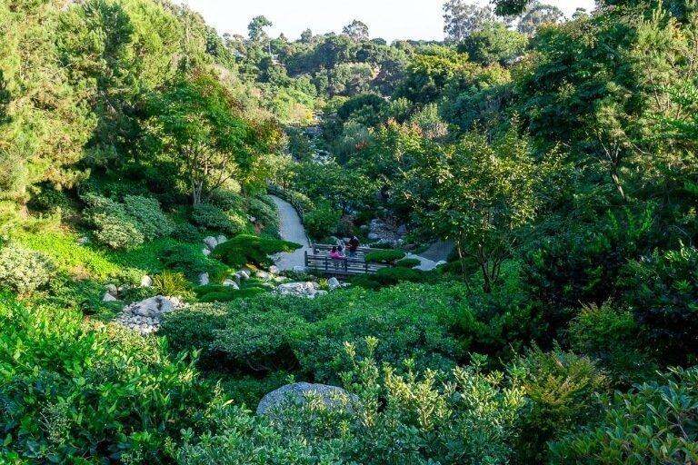 Japanese Friendship Garden Balboa park