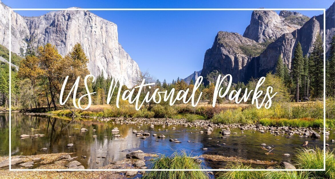 USA national parks itineraries and travel guides where are those Morgans