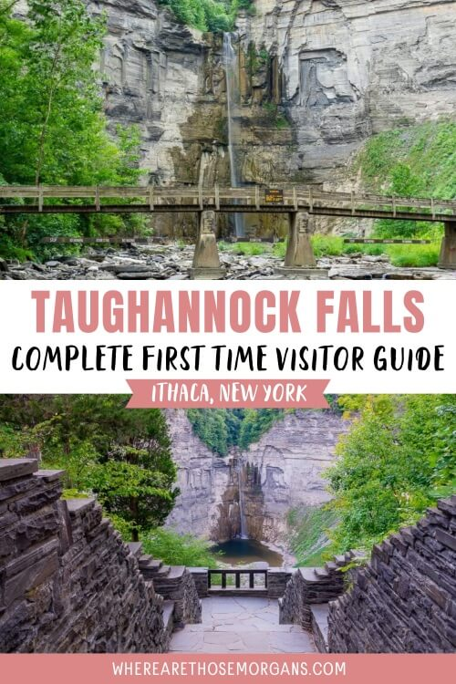 Taughannock Falls Complete First Time Visitor Guide Ithaca New York State Park Finger Lakes