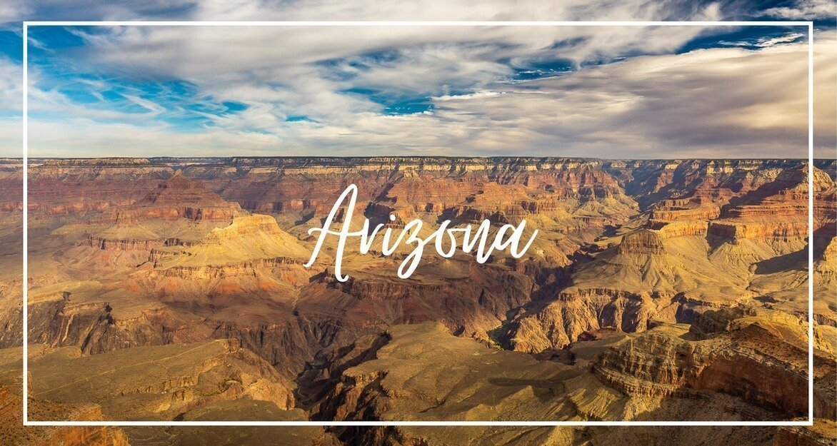 Arizona is an awesome state to travel and road trip through from Grand Canyon to horseshoe bend and antelope canyon
