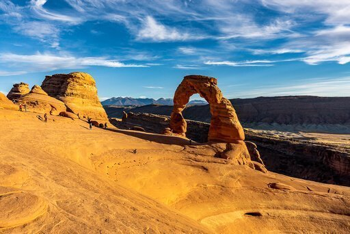 Utah Mighty 5 Epic USA road trip arches Canyonlands Zion Bryce Canyon Capitol Reef