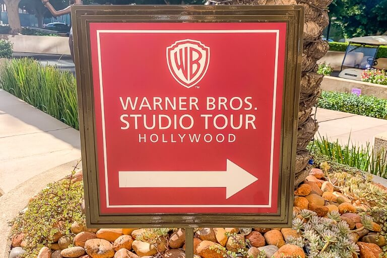 Warner Bros Movie Studio Tour Hollywood is one of the best things to do in Los Angeles