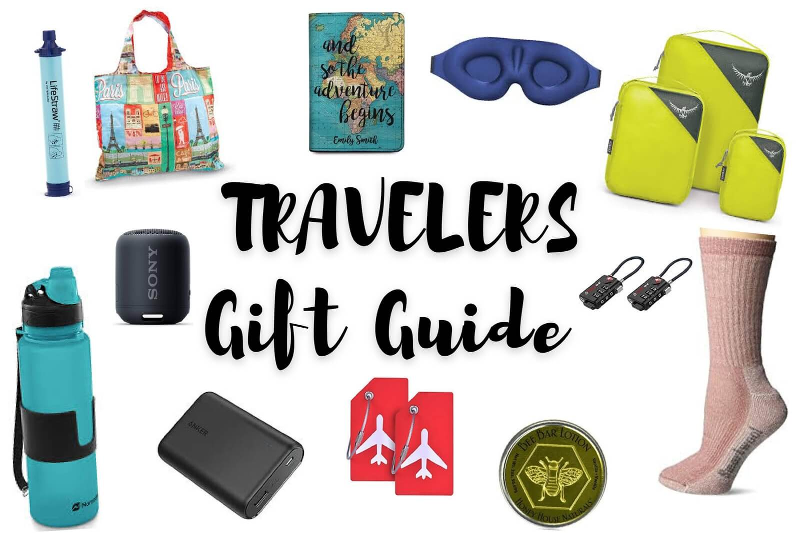 Travel Gift Guide: The Best Holiday Gift Ideas For A Traveler Where Are Those Morgans