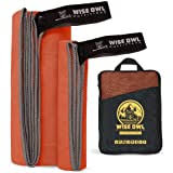 Microfiber towels are so important for backpackers and long term travelers for hotel rooms beaches hiking and more - one of the best travel gift ideas