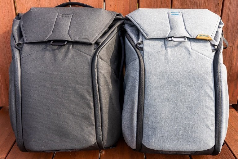 Peak Design everyday backpack perfect for travel hiking and photography enthusiasts