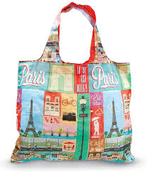 One of the most underrated travel gift ideas is a reusable bag that comes in so handy