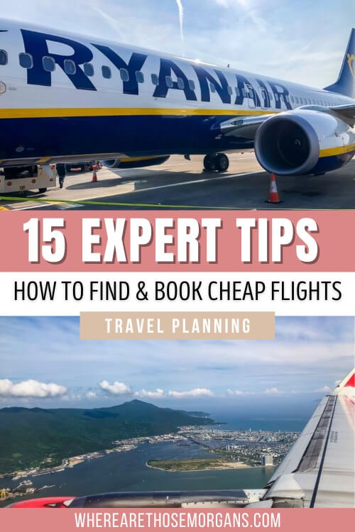 15 expert tips how to find and book cheap flights travel planning