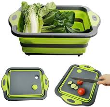 Collapsible Cutting Board for People who Love the Outdoors