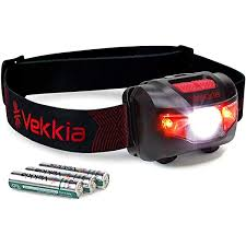 LED Headlamp for an Outdoorsy Gift