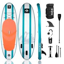 Inflatable Stand Up Paddle Board for an Adventure Gift