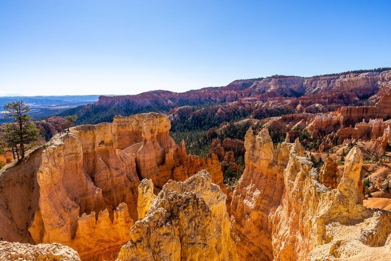 Bryce canyon photography awesome landscape hiking queens garden trail and navajo loop trail