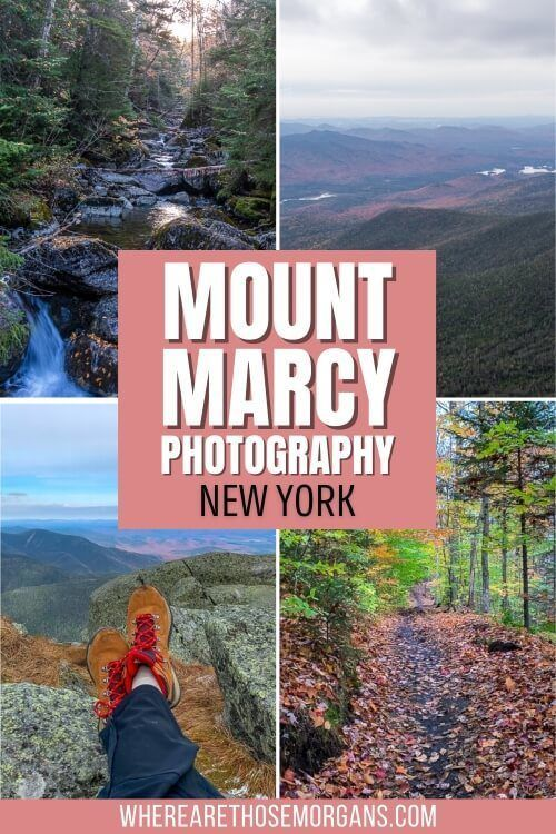 Mount Marcy Photography New York