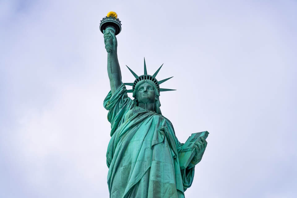 Statue of Liberty ferry included with new york CityPASS and c3 attractions pass