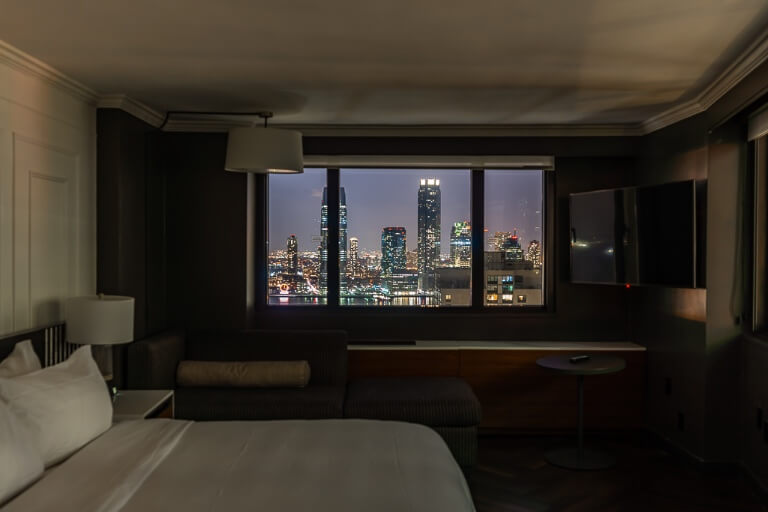 Marriott Downtown Hotel is a great place to stay when visiting Lower Manhattan New York City