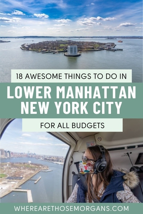 10 awesome things to do in lower manhattan new york city