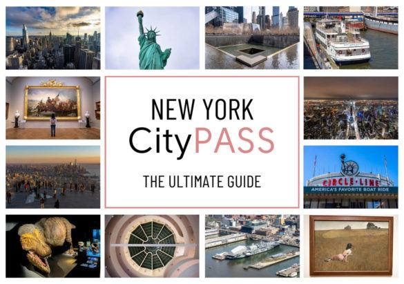 New York CityPASS and C3 Attractions Pass the ultimate guide how to use book tickets and detailed NYC attractions list