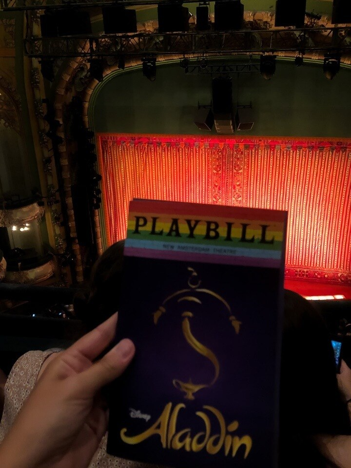 aladdin broadway show in nyc perfect for couples visiting the city