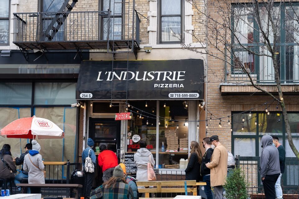 Williamsburg is one of the best NYC neighborhoods to explore on a first visit