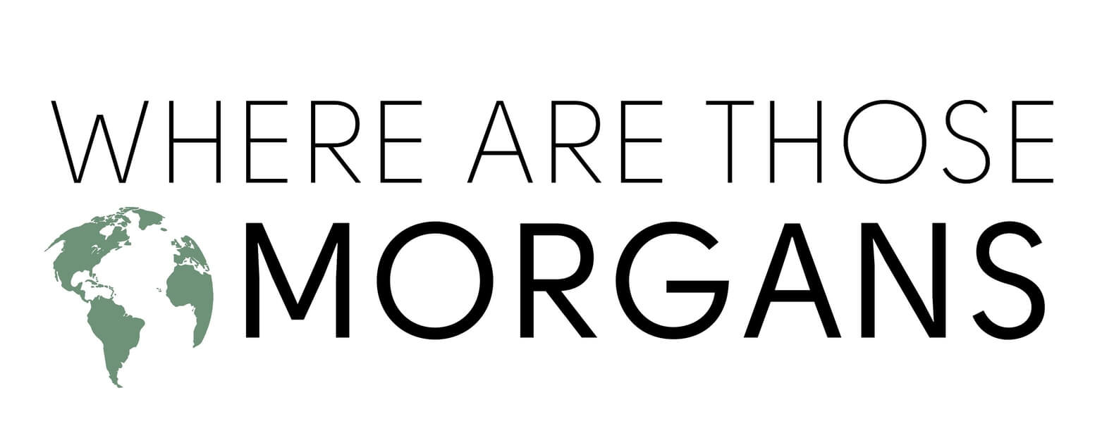 Where Are Those Morgans?