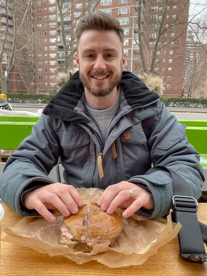 Brooklyn Bagel company in Chelsea make fantastic bagels where are those morgans eating breakfast bagels in nyc