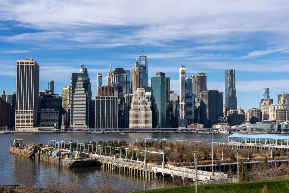 Lower or downtown Manhattan best hotels and where to stay for first time visitors in New York City