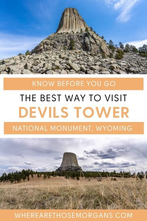 Devils Tower National Monument Wyoming Know Before You Go The Best Way To Visit