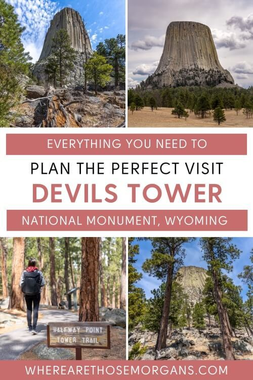 Plan the perfect visit to Devils Tower National Monument Wyoming