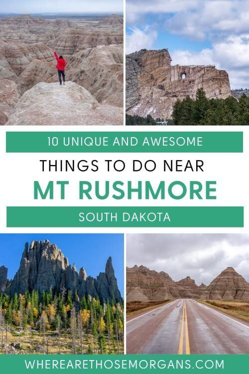 10 unique and awesome things to do near mount rushmore south dakota