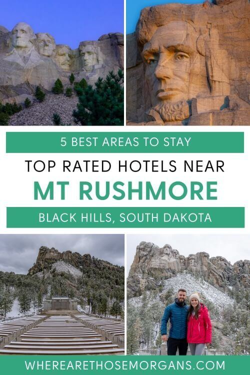 5 Best Areas To Stay Top Rated Hotels Near Mount Rushmore Black Hills South Dakota
