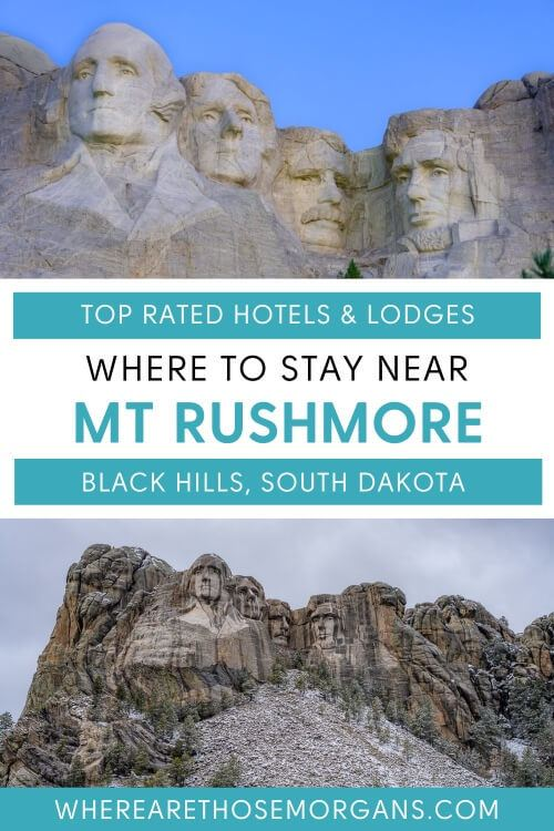 Top Rated Hotels and Lodges Where to Stay Near Mount Rushmore Black Hills South Dakota